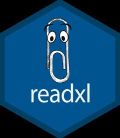 readxl: Read Excel Files — readxl-package • readxl
